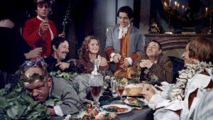 """""""Que la fête commence"""", film de Bertrand Tavernier (1975)."""